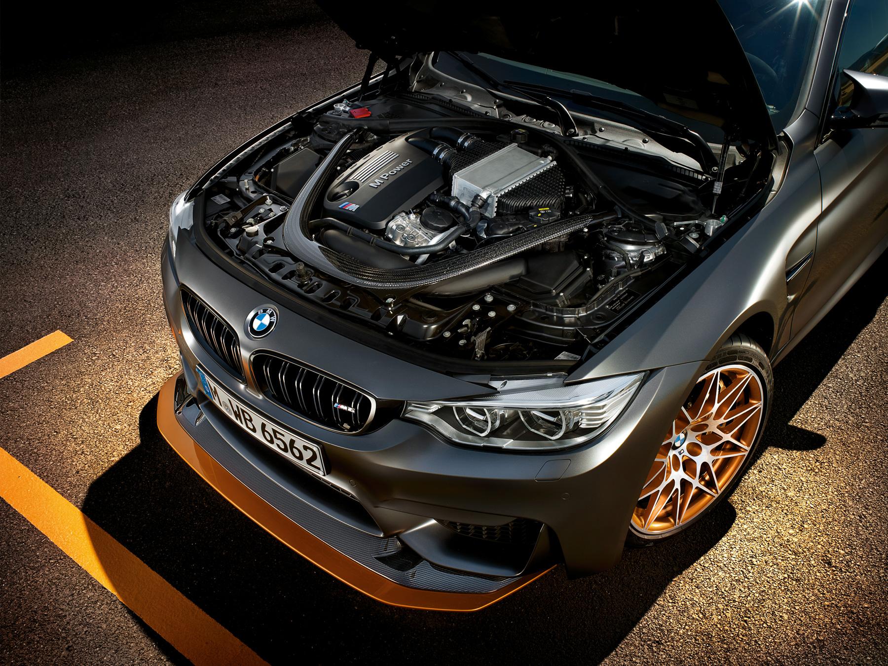 Norman Reuter BMW M4 GTS