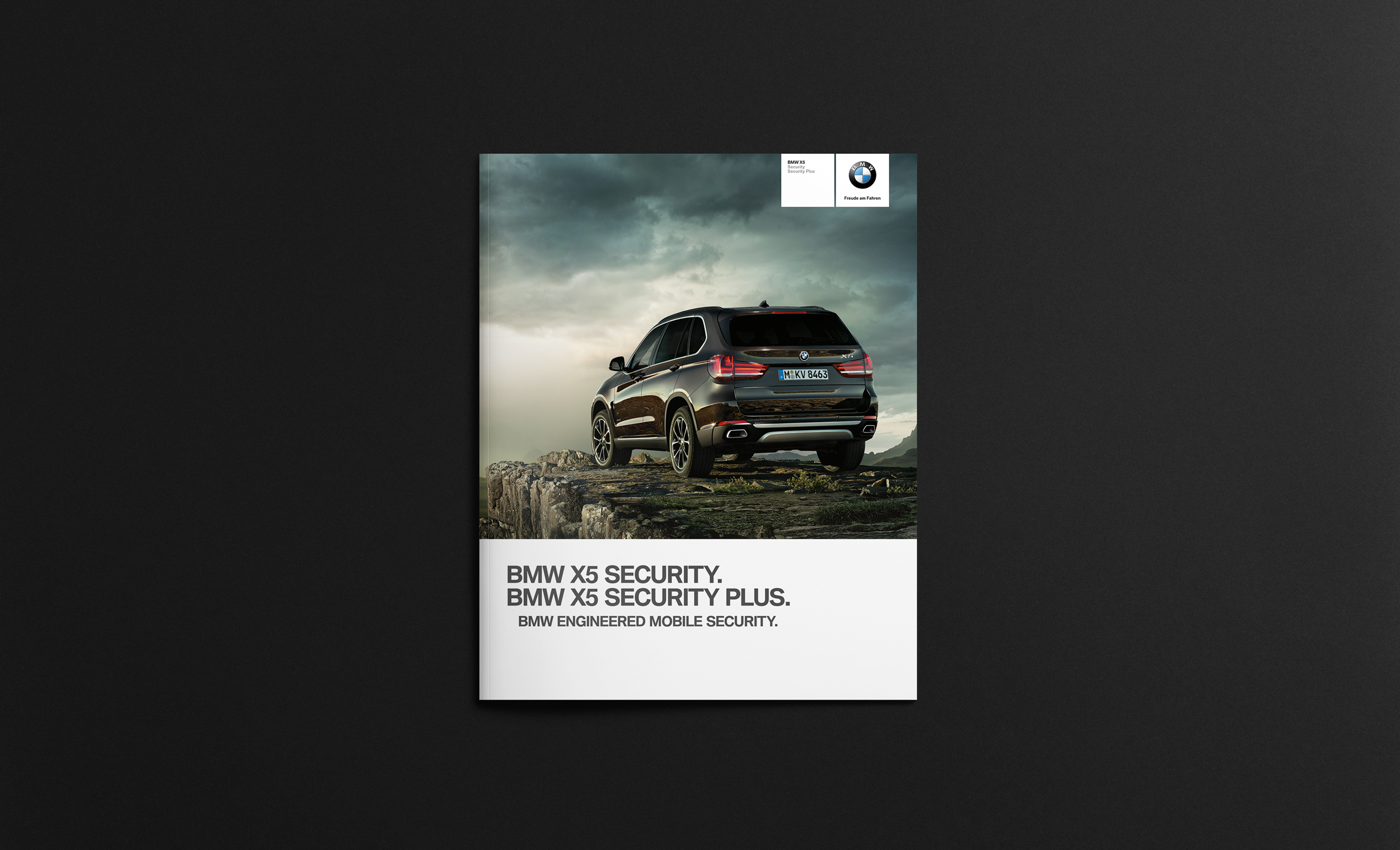 Norman Reuter BMW X5 Security