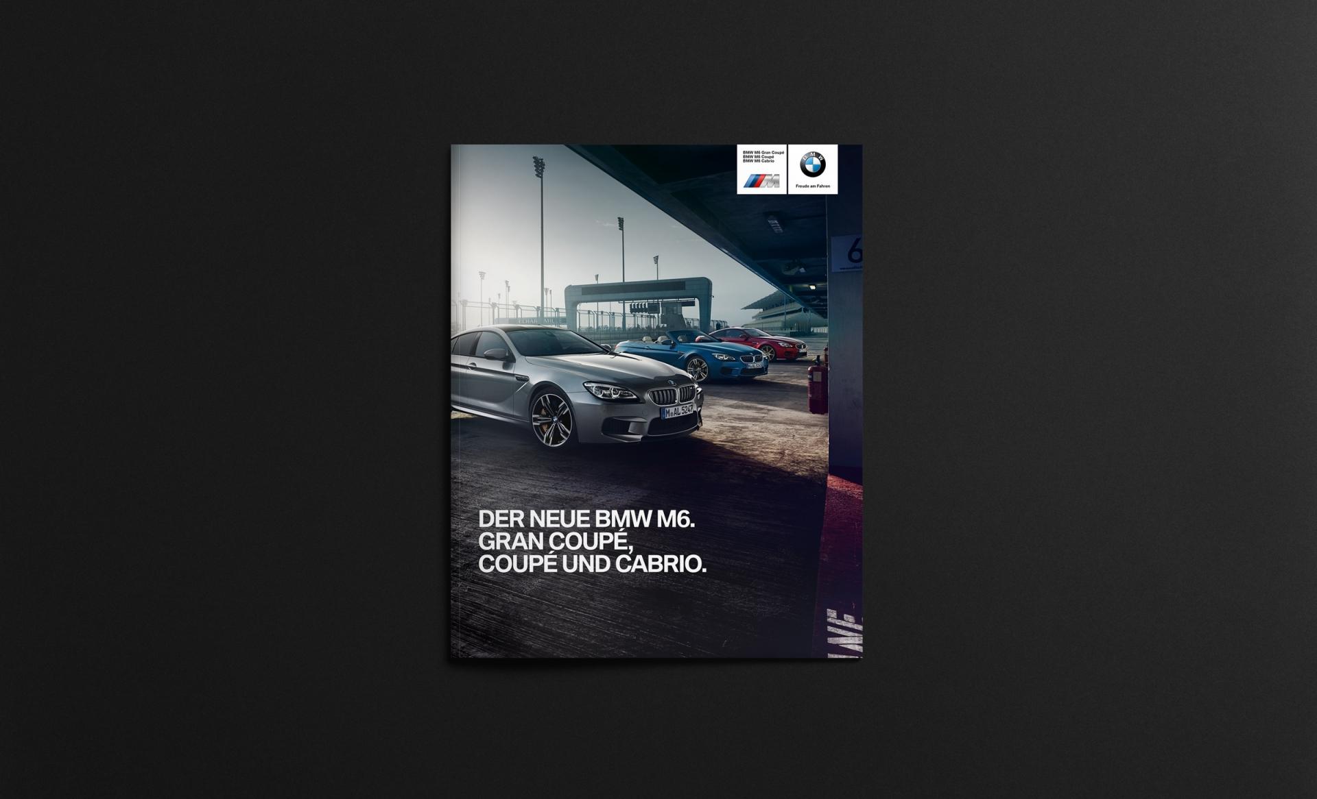 Norman Reuter BMW M6 Gran Coupé, Coupé & Cabrio