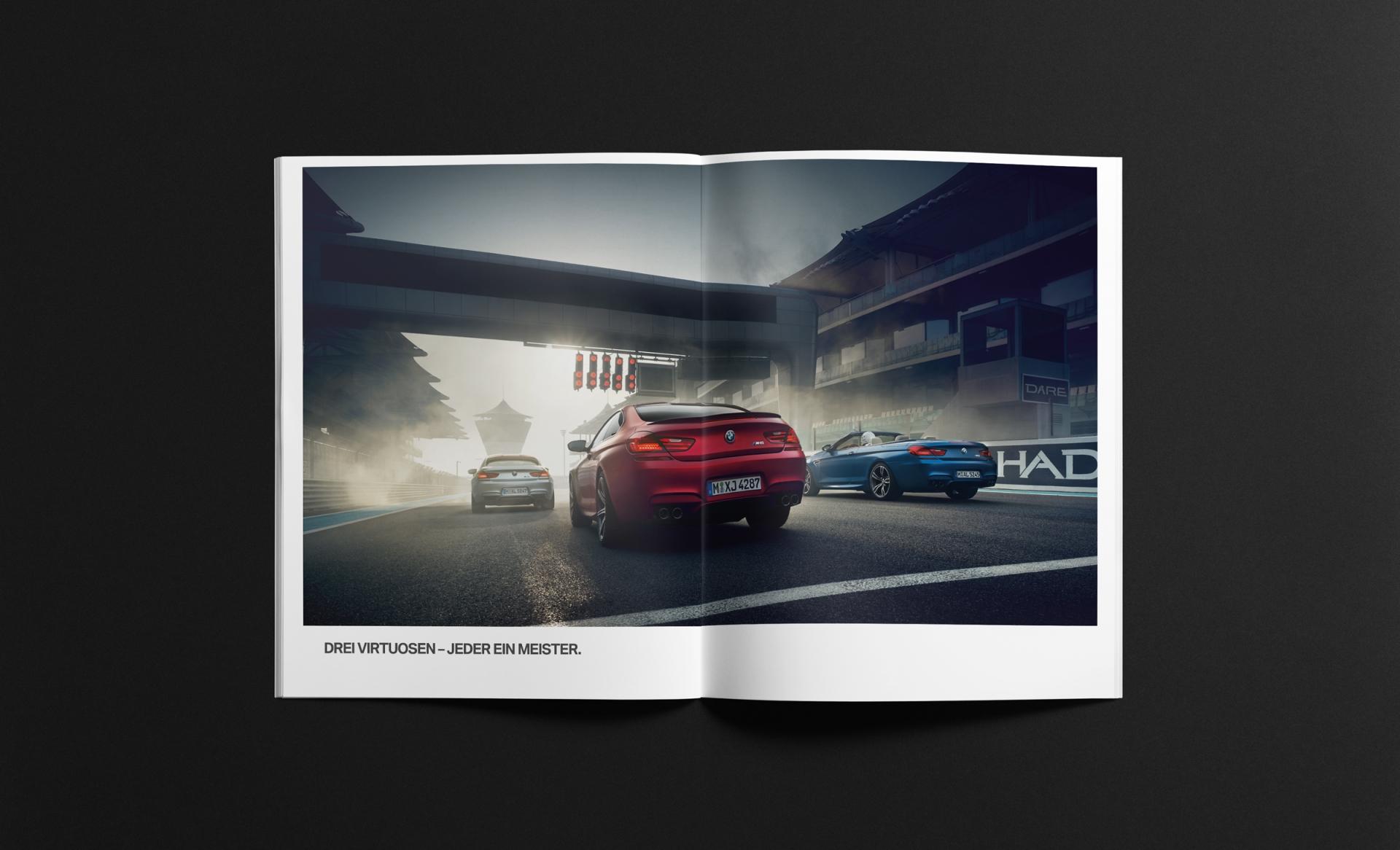 NR BMW M6