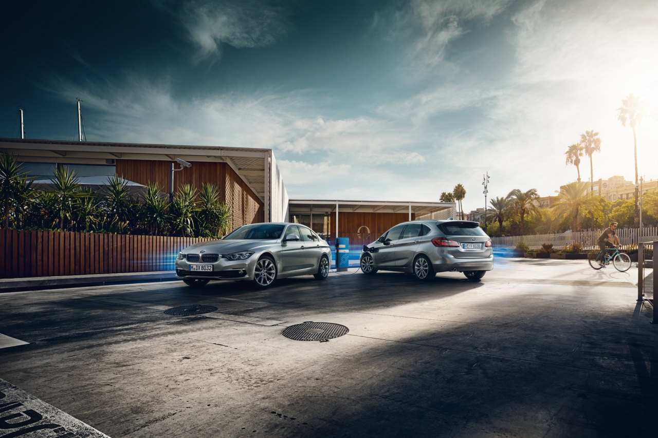 Norman Reuter BMW PHEV Family