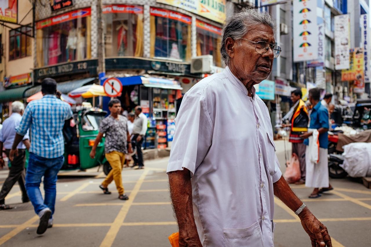 Norman Reuter Sri Lanka