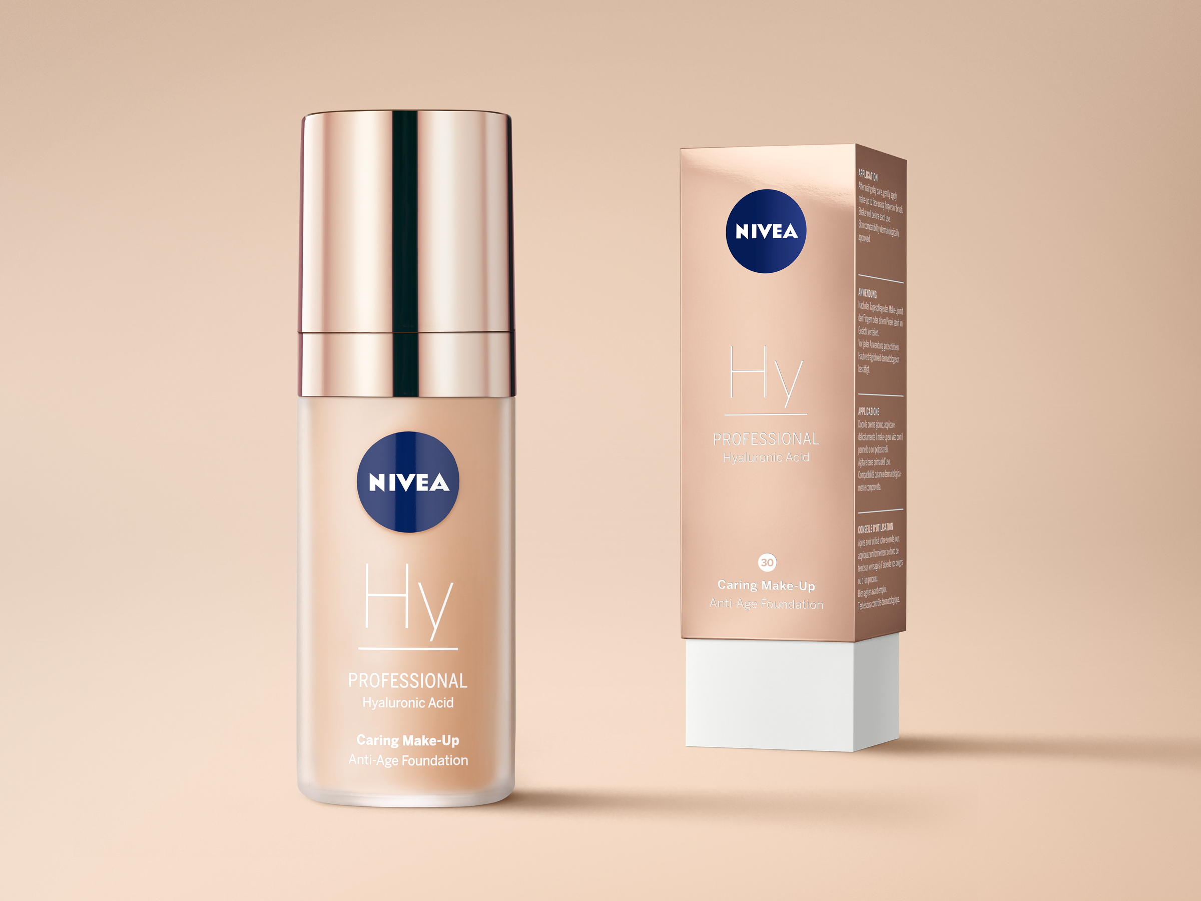 Norman Reuter NIVEA PROFESSIONAL Make-Up